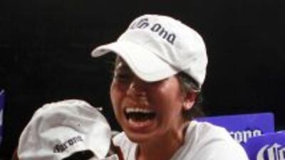 Chávez derrotó a Tsunami.