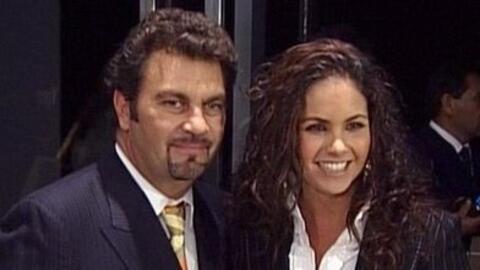 Mijares y Lucero mencionaron que no darán más entrevistas...