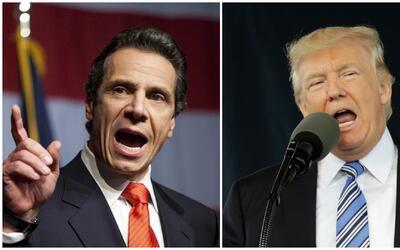 Gobernador de Nueva York le pide ayuda a Donald Trump con Penn Station p...