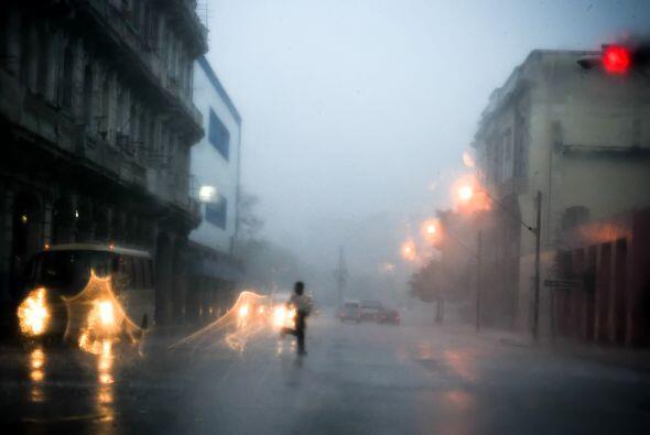 Las calles del centro de La Habana están prácticamente de vuelta a la no...