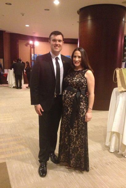 Nuestros queridos Jose, Roxy y Alberto la pasaron muy bien en la gala de...