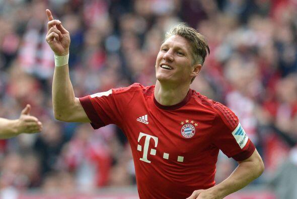 Otro cambio que sería mal visto sería el de Bastian Schweinsteiger, el j...