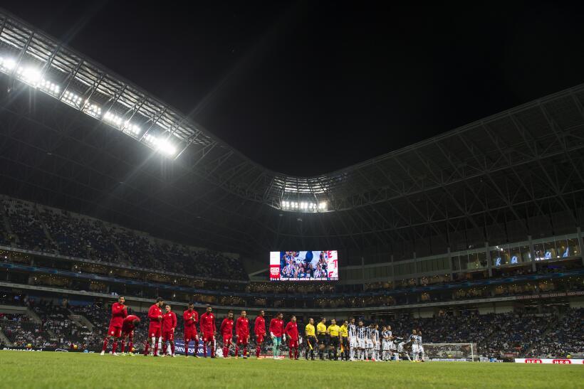 Xolos encadenó su tercera victoria consecutiva y completa cuatro partido...