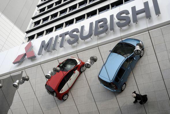 MITSUBISHI MOTORS- El fabricante automovilístico japonés c...