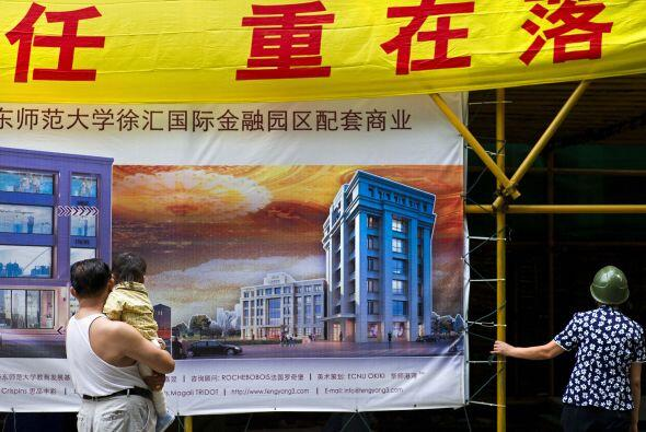 - Expertos recomiendan no ceder - Así, aunque el crecimiento chino da al...