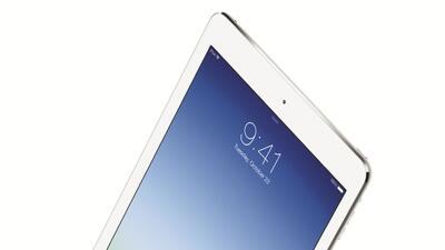 iPad Air: la nueva tableta de Apple