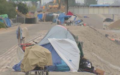 Proponen medidas de saneamiento básico para los campamentos de indigente...