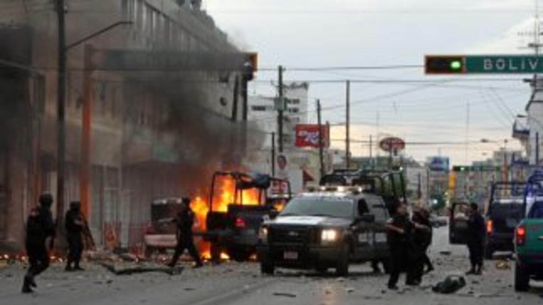 Un coche bomba estalló en el norteño estado de Nuevo León. (Archivo)