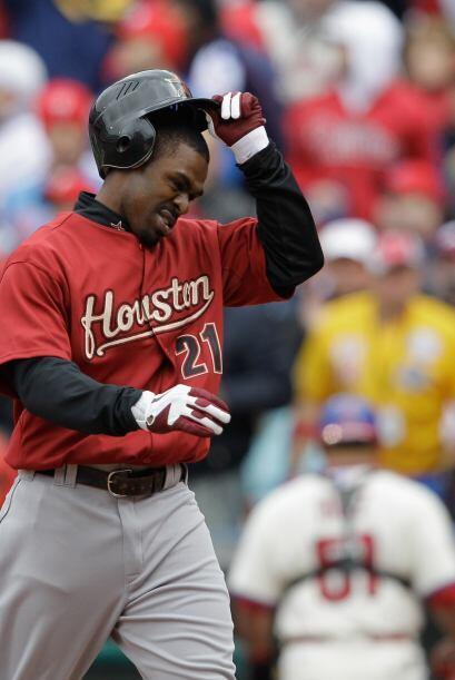 Los Astros de Houston no pudieron conservar la ventaja en el marcador y...