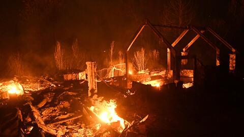 incendios en California.