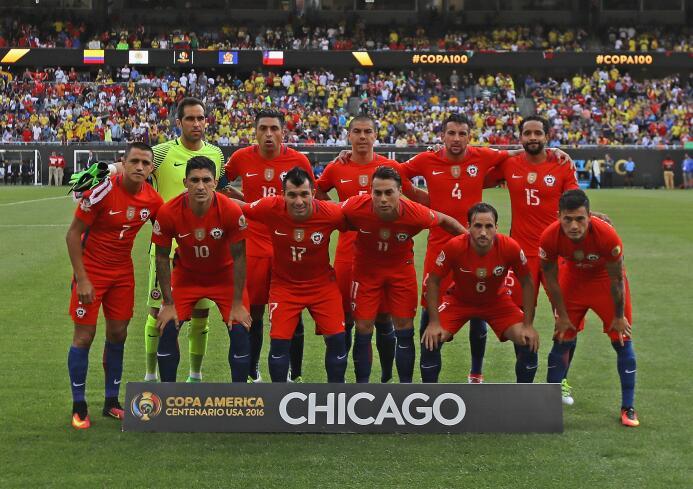 El ranking de los jugadores de Colombia vs Chile GettyImages-542233478.jpg