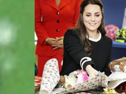 La duquesa de Cambridge visitó el Northside Center for Child Deve...