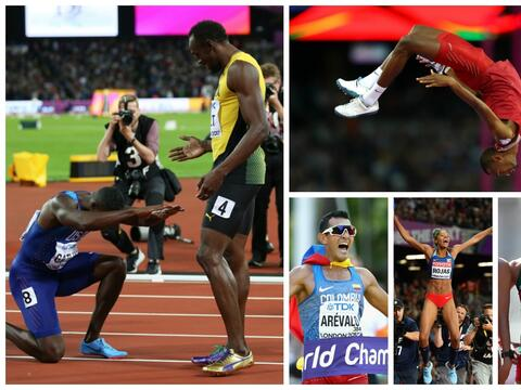 Usain Bolt, de brillante carrera eclipsada por su final, cumple 31 años...