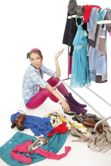 Si tú clóset, armario o ropero es un verdadero desastre y buscar cualqui...