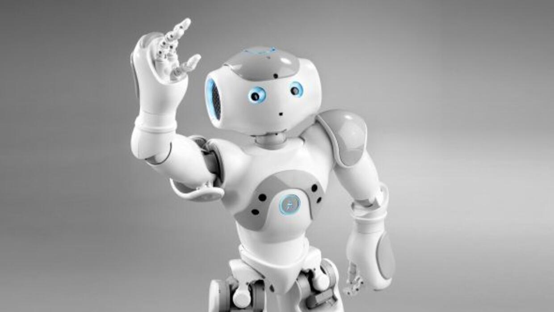 NAO es un robot francés que vive en todo el mundo