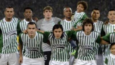 Atlético Nacional selló su paso a la final del Torneo Finalización-2013...