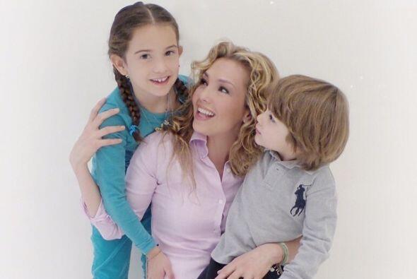 Para Thalía siempre ha sido muy importante que sus hijos conozcan el paí...