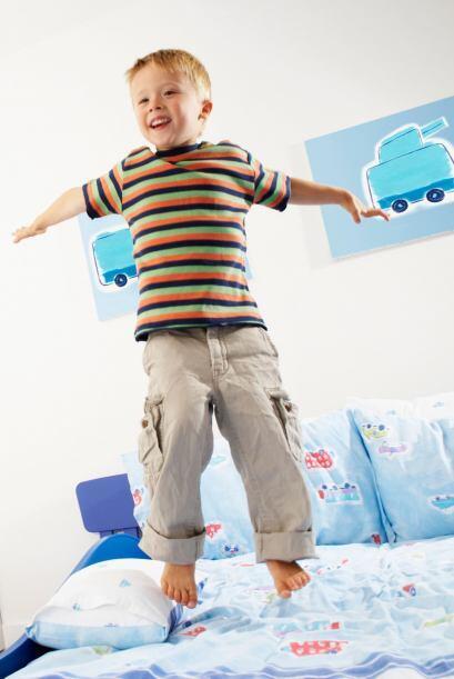 Para renovar la recámara de tus niños, no hace falta una gran inversión....
