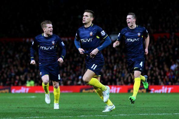 El conjunto del Southampton sigue dando sorpresas en uan temporada de en...