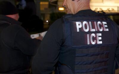 Con placas falsas de ICE estafadores le sacan dinero a indocumentados