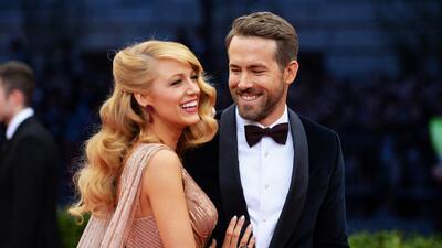 La bebita de Ryan Reynolds y Blake Lively no se llama Violet