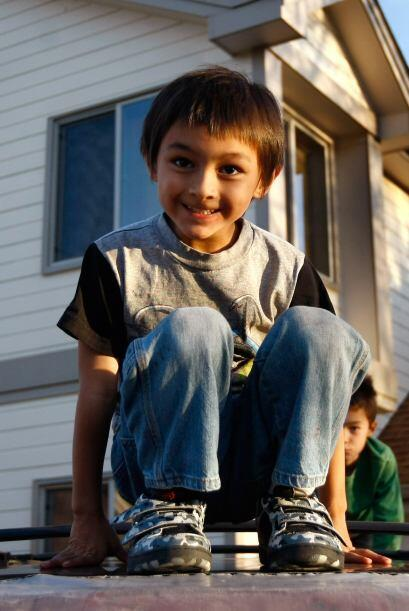 10. El niño globo  En octubre de 2009, Estados Unidos y el mundo entero...