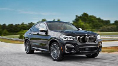Esta es la BMW X4 2019