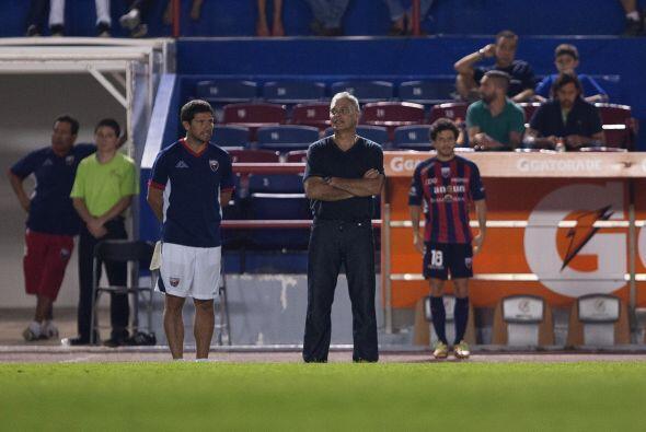 Para el Torneo Apertura 2013, la directiva atlantista le dio las gracias...