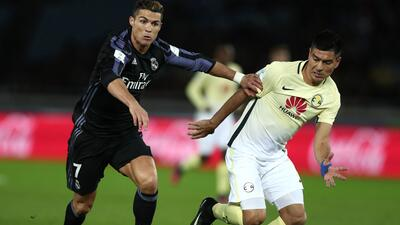 Calificamos al América y al Real Madrid en el Mundial de Clubes