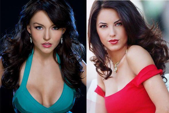 Ambas son mujeres que comparten la belleza y la ambición pero, &i...