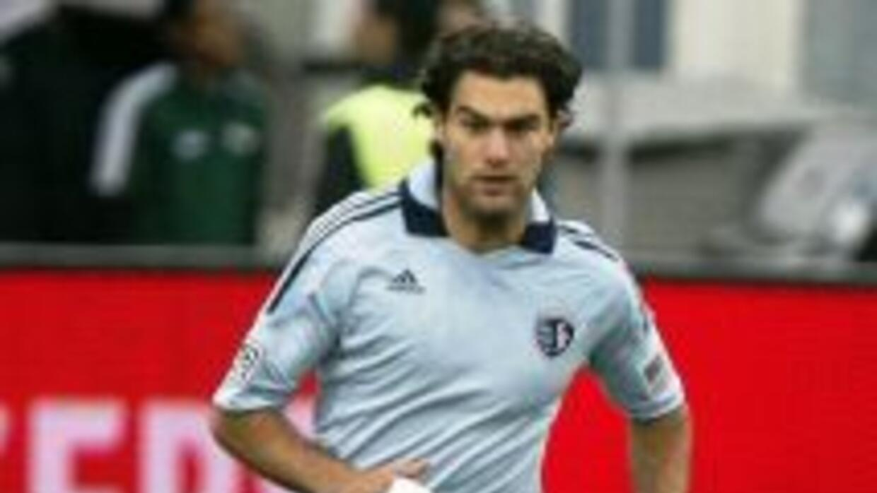 Zusi has helped Sporting Kansas City make a drastic turnaround after ear...