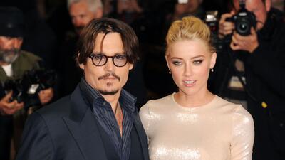 Johnny Depp ya tiene anillo de compromiso para Amber Heard