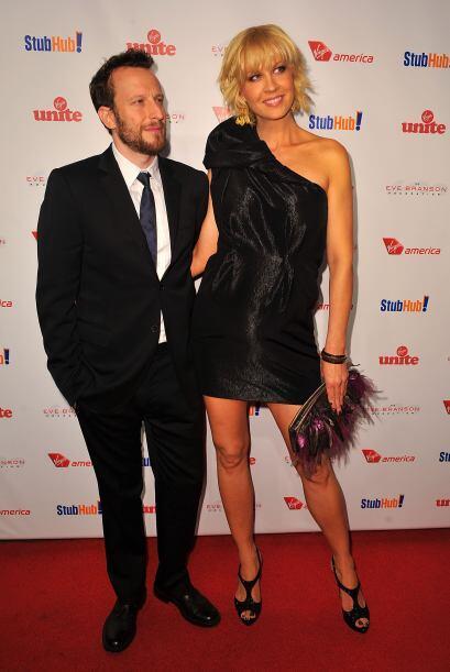 Los actores Bodhi y Jenna Elfman son otra de las parejas que forman part...