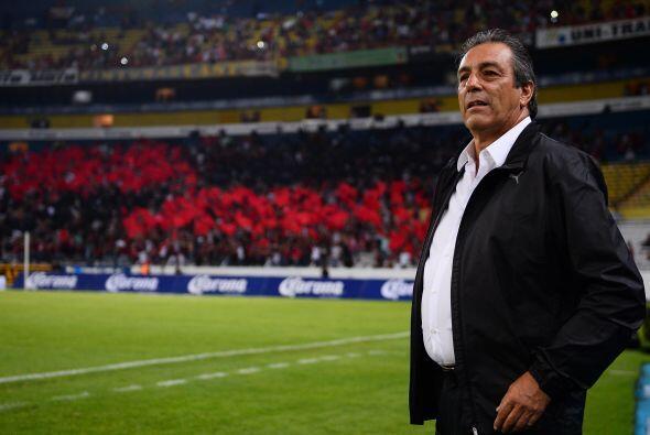 El entrenador del Atlas, Tomás Boy, es otro que ha hecho comentar...