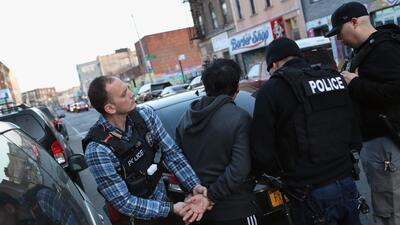 ICE arresta a 45 inmigrantes indocumentados en Houston en una operación de cinco días