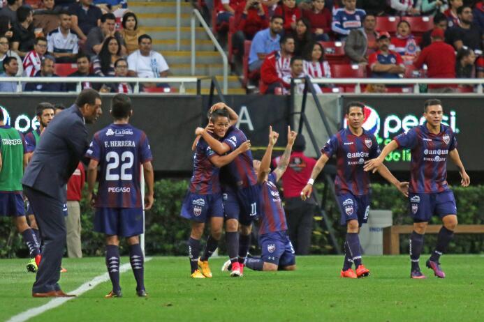 Las Chivas fracasan de nuevo, ahora en la Copa MX cristian-alberto-tarra...
