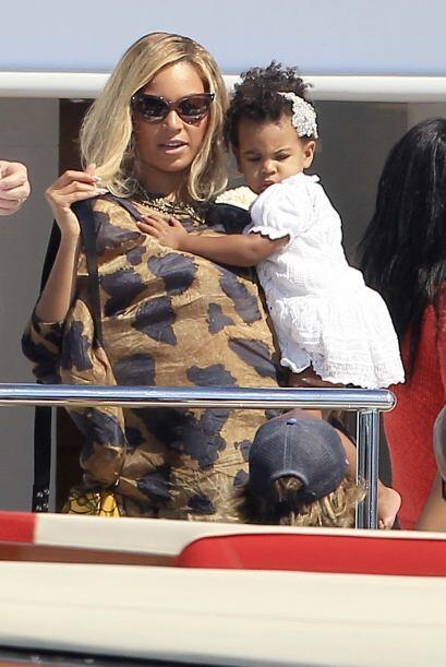 Cabe resaltar que el nombre excéntrico que Beyoncé y Jay Z escogieron pa...