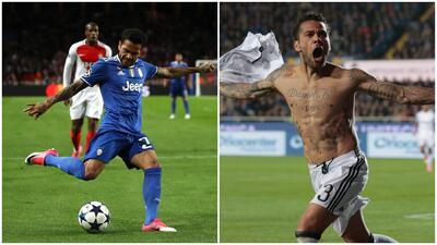 La renovación de Dani Alves para convertirse en estandarte de Juventus
