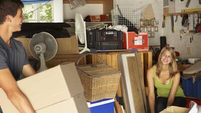 Ideas para tener tu garaje siempre ordenado