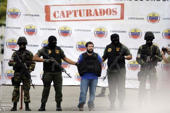 Seis hombres reclamados por la justicia colombiana por narcotráfi...