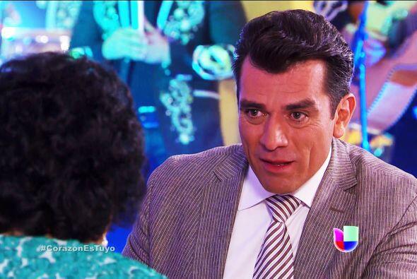 Don Fernando no la quiere volver a ver en su casa. Después de la broma q...