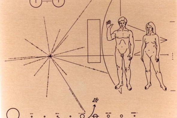 Los discos del Voyager no fueron los primeros mensajes enviados al espac...