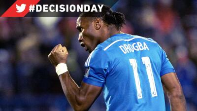 Didier Drogba - Decision Day