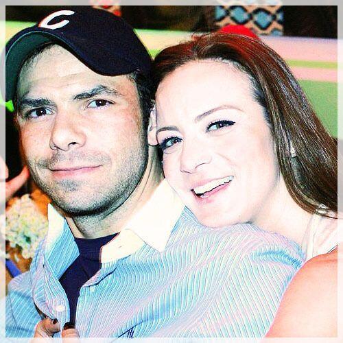Silvia mantiene una estable relación amorosa con Gerardo Casanova, vicep...