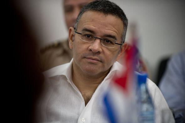 El presidente salvadoreño Mauricio Funes se sumó el martes...