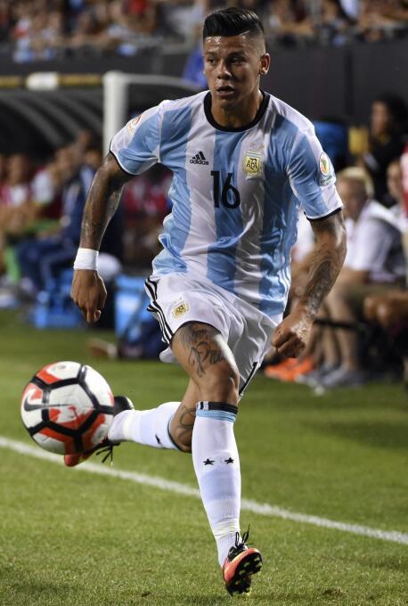 Los argentinos dominan el XI Ideal de la #Copa100 GettyImages-539377970.jpg