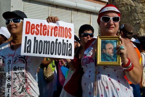 La homofobia provoca violencia y asesinatos contra inocentes, alegaban l...