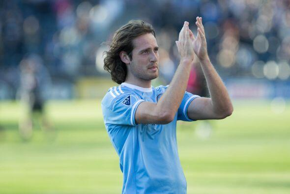 MIX DISKERUD (USA) | El mediocampista de New York City FC ganó la Copa O...