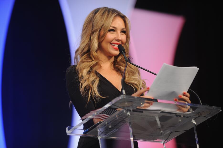 Ariadna Thalía Sodi Miranda, conocida como Thalía, es una cantante, comp...