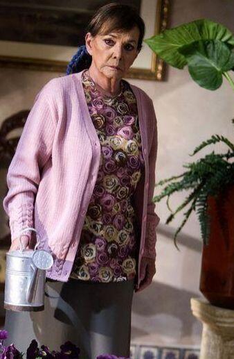 La primera actriz Magda Guzmán falleció este 12 de marzo a los 83 años d...